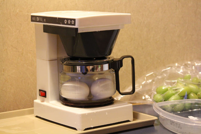 Cooks Coffee Maker Not Working : How To Cook Guerilla-Style Gourmet Meals At Work